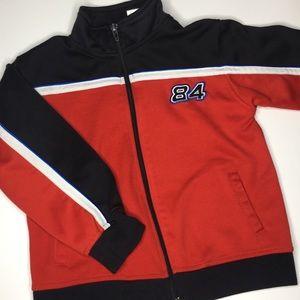Athletic Works Zip Up Track Jacket